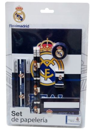 SET REGALO REAL MADRID