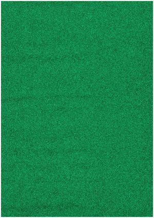 CARTULINA 50X65 CM 330 GR PURPURINA VERDE SADIPAL