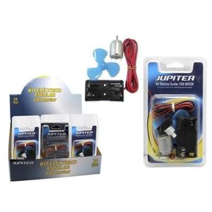 KIT ELECTRICO MOTOR ESCOLAR JUPITER