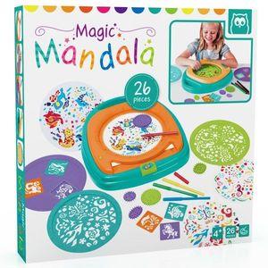 MANDALAS MAGICOS EUREKAKIDS