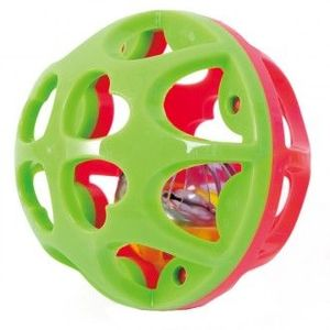 PELOTA SONAJERO BOUNCE AND ROLL BALL EUREKAKIDS