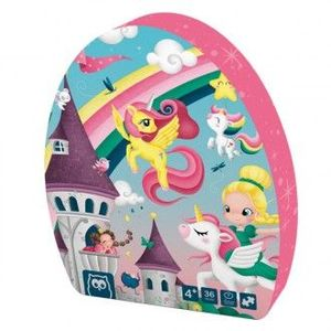 PUZZLE 36 PIEZAS MAGIC PONY HAPE