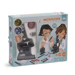 MICROSCOPIO 30 EXPERIMENTOS EUREKAKIDS
