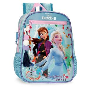 MOCHILA 28CM. AWESOME MOVES FROZEN 2