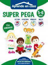 SUPER PEGA 5 6 AÑOS