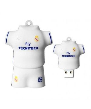 USB 16GB EQUIPACION REAL MADRID