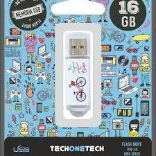 MEMORIA USB TECH1TECH BE BIKE 16GB