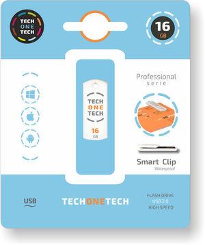 PENDRIVE 16GB USB 2.0 SMART CLIP