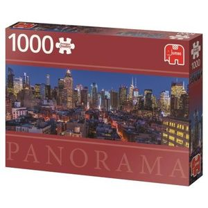 PUZZLE 1000 PIEZAS PANORAMA NEW YORK SKYLINE JUMBO