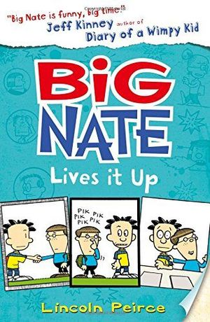 BIG NATE 7 LIVES IT UP