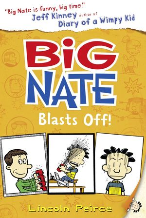 BIG NATE 8 BLASTS OFF