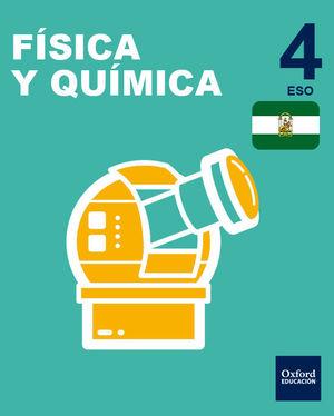 INICIA FÍSICA Y QUÍMICA 4.º ESO. ANDALUCÍA
