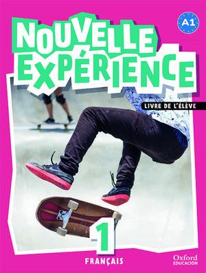 1ESO. EXPERIENCE NOU LIVRE DE L ELEVE PACK ANDALUCIA