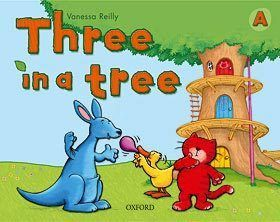 4AÑOS. THREE IN A TREE A CLASS BOOK OXFORD