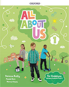 1EP. ALL ABOUT US COURSEBOOK PACK ANDALUCIA 2019 OXFORD