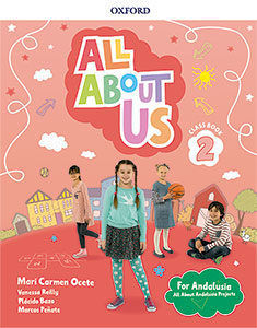 2EP. ALL ABOUT US 2 COURSEBOOK PACK ANDALUCIA OXFORD