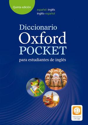 DICCIONARIO OXFORD POCKET ESPAÑOL-INGLES/INGLES-ESPAÑOL 5ED