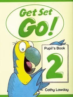 2EP. GET SET GO 2 PUPIL´S BOOK