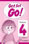GET SET GO! 4. WORKBOOK