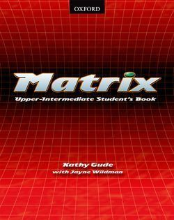 MATRIX UPPER-INTERMEDIATE LIBRO OXFORD
