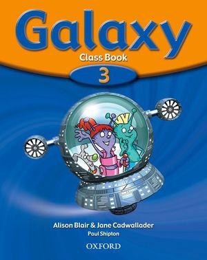 GALAXY 3. CLASS BOOK