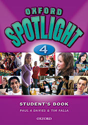 4ESO. SPOTLIGHT FOR ANDALUCIA STUDENT'S BOOK OXFORD