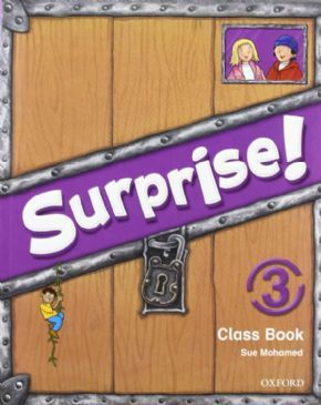 3EP. SUPRISE 3 CLASS BOOK OXFORD