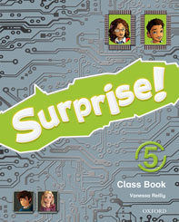 5EP. SURPRISE CLASS BOOK OXFORD