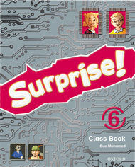 6EP. SURPRISE CLASS BOOK OXFORD