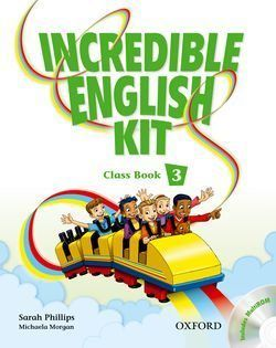 3EP. INCREDIBLE ENGLISH LIBRO OXFORD