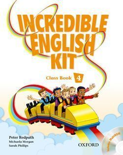 4EP. INCREDIBLE ENGLISH LIBRO OXFORD