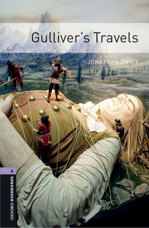 OXFORD BOOKWORMS 4. GULLIVER'S TRAVELS MP3 PACK