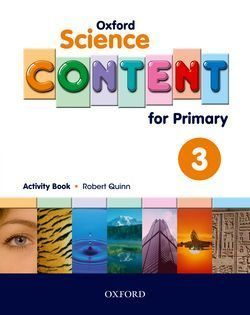 3EP. SCIENCE CONTENT OXFORD