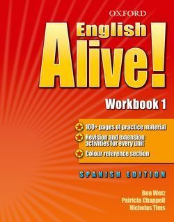 1ESO. ENGLISH ALIVE WORKBOOK OXFORD