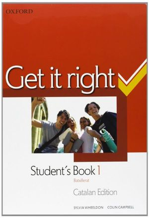 1BCH. GET IT RIGHT STUDENT'S BOOK OXFORD
