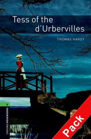 OXFORD BOOKWORMS 6. TESS OF D'URBERVILLES CD PACK