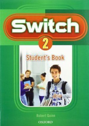 2ESO. SWITCH 2 LIBRO OXFORD