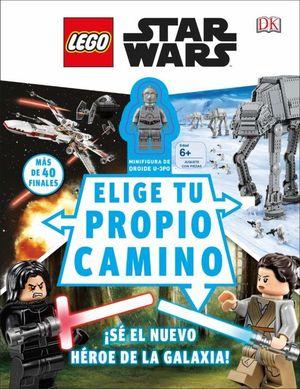 LEGO STAR WARS ELIGE TU PROPIO CAMINO