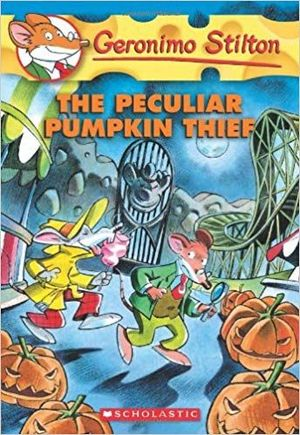 GERONIMO STILTON 42. THE PECULIAR PUMPKIN THIEF