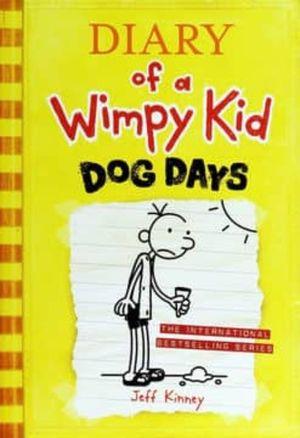 DAIRY OF A WIMPY KID 4. DOG DAYS