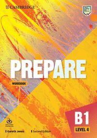 PREPARE 4 WORKBOOK SECOND EDITION CAMBRIDGE