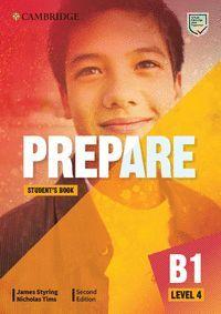 PREPARE LEVEL 4 STUDENT S BOOK SECOND EDITION CAMBRIDGE