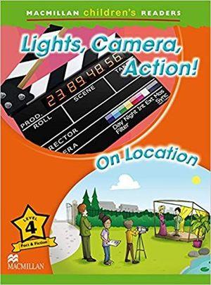 LIGHTS, CAMERA, ACTION LEVEL 4 MACMILLAN