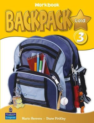 BACKPACK GOLD 3 WORKBOOK, CD AND READER PACK SPAIN