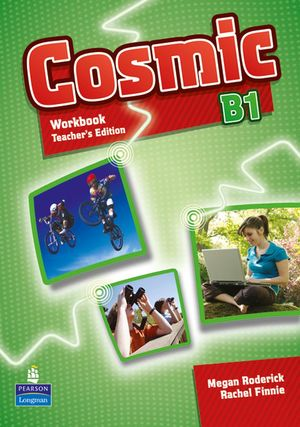 COSMIC B1 WORKBOOK TEACHER'S EDITION & AUDIO CD PACK