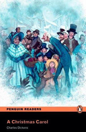 PENGUIN READERS 2: CHRISTMAS CAROL BOOK & MP3 PACK