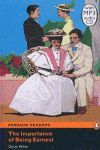 PENGUIN READERS 2: IMPORTANCE OF BEING EARNEST, THE BOOK & MP3 PACK