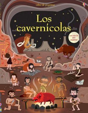 LOS CAVERNICOLAS PEGATINAS