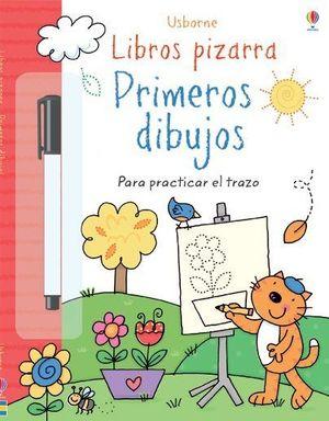 LIBROS PIZARRA PRIMEROS DIBUJOS