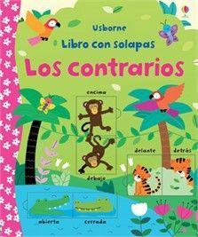 LIBRO CON SOLAPAS. LOS CONTRARIOS